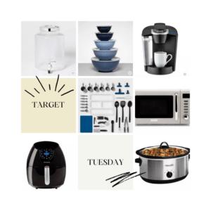 sarah bowmar target tuesday kitchen sale