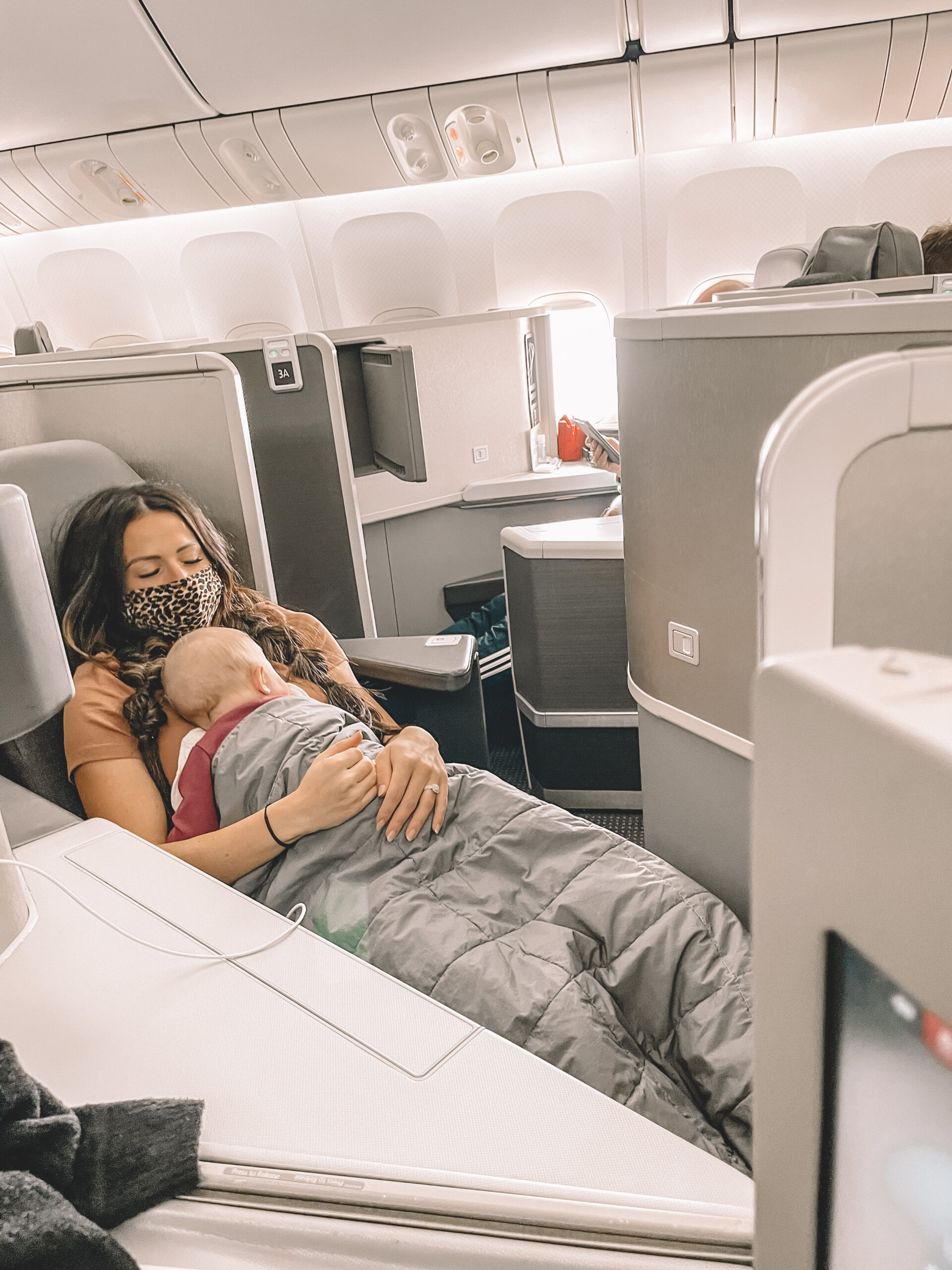 8+ Hour Flight with a Baby Tips