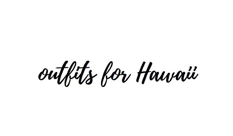 sarah bowmar hawaii outfits