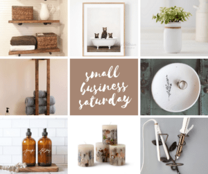 sarah bowmar small business saturday