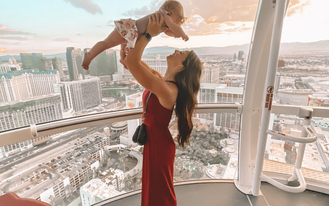 Vegas with a Baby