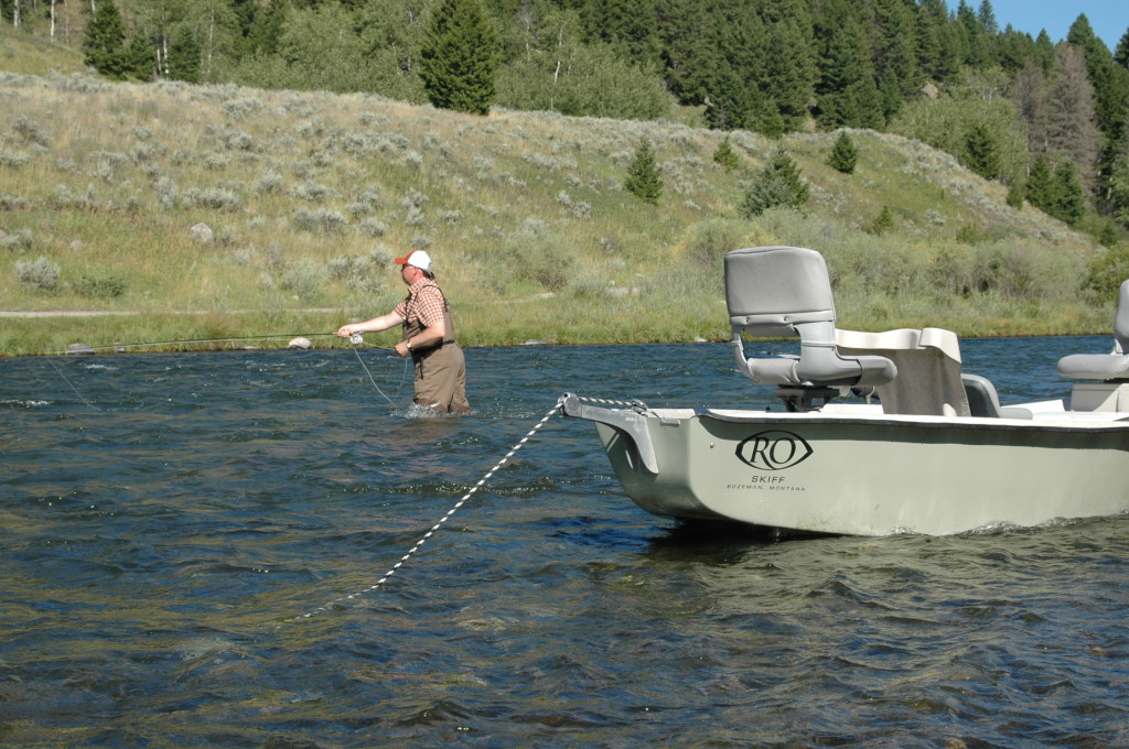 Madison River Fishing Guides