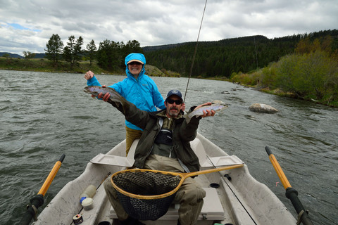 Fishing Guide - Madison River