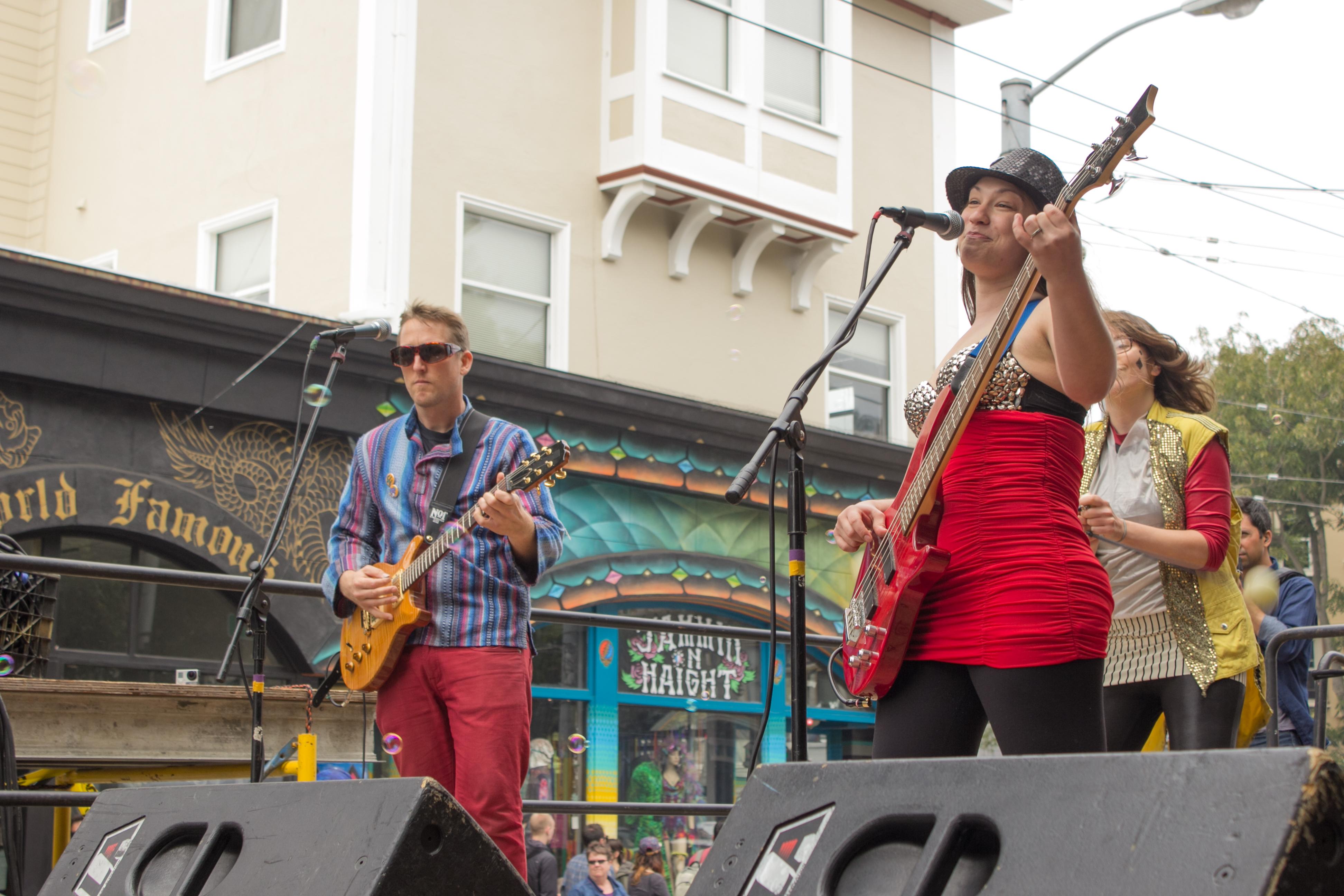 The Wyatt Act - Haight Ashbury Street Fair (25 of 46)