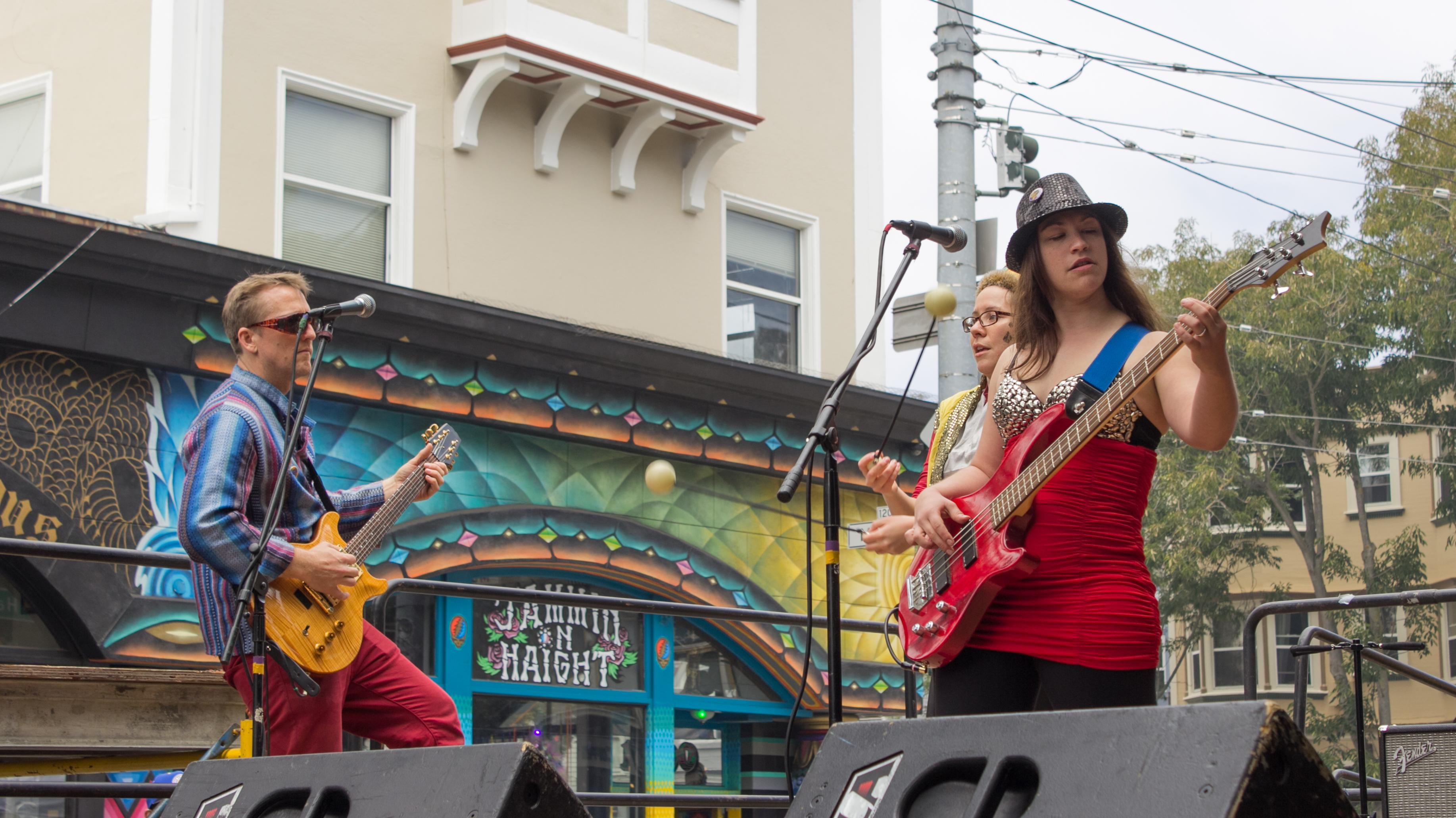 The Wyatt Act - Haight Ashbury Street Fair (26 of 46)