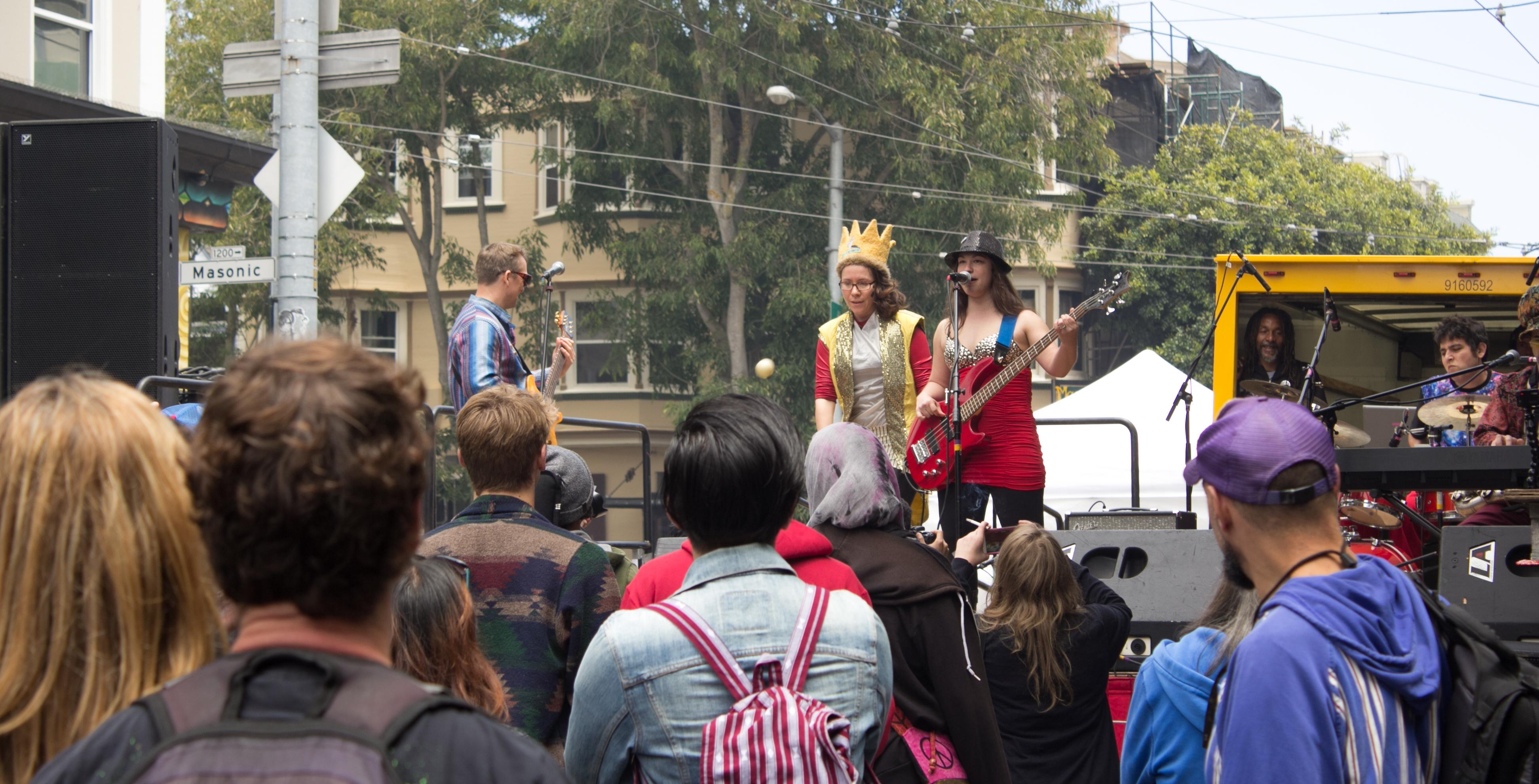 The Wyatt Act - Haight Ashbury Street Fair (27 of 46)