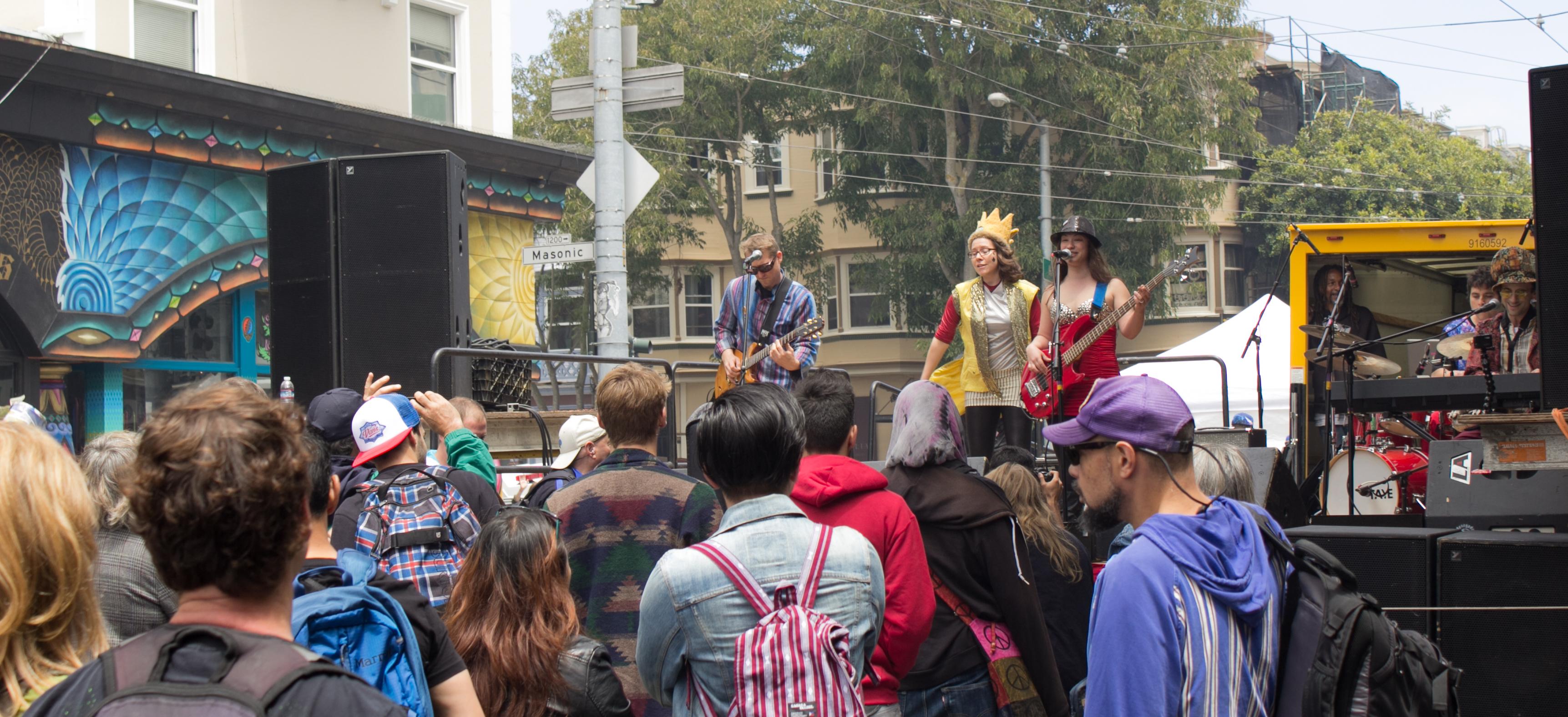 The Wyatt Act - Haight Ashbury Street Fair (28 of 46)