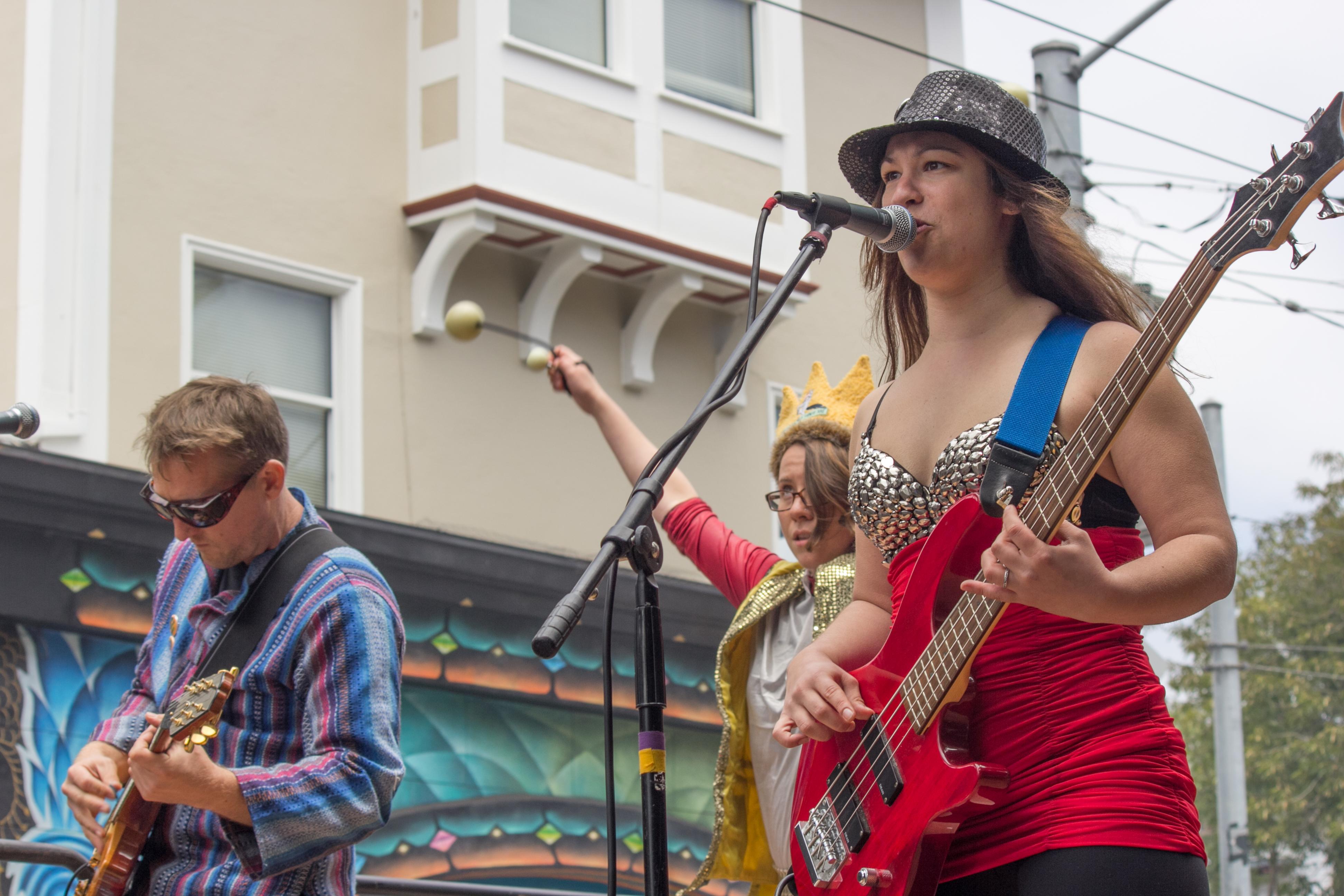 The Wyatt Act - Haight Ashbury Street Fair (39 of 46)