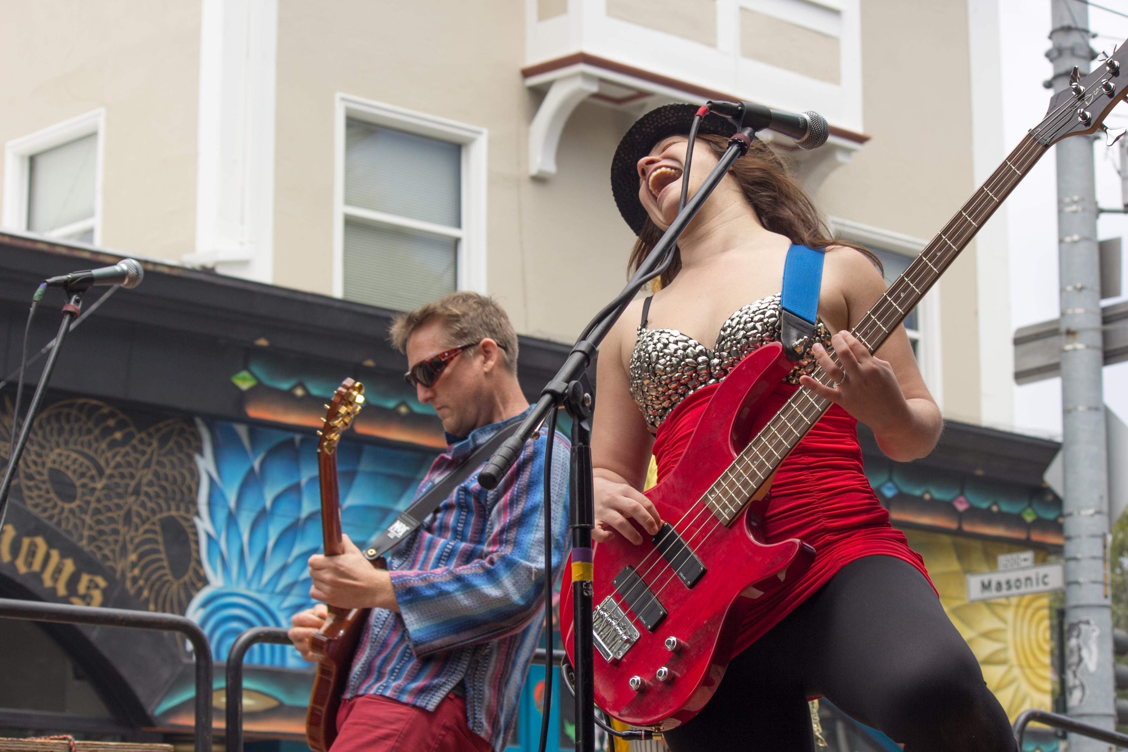 The Wyatt Act - Haight Ashbury Street Fair (42 of 46)