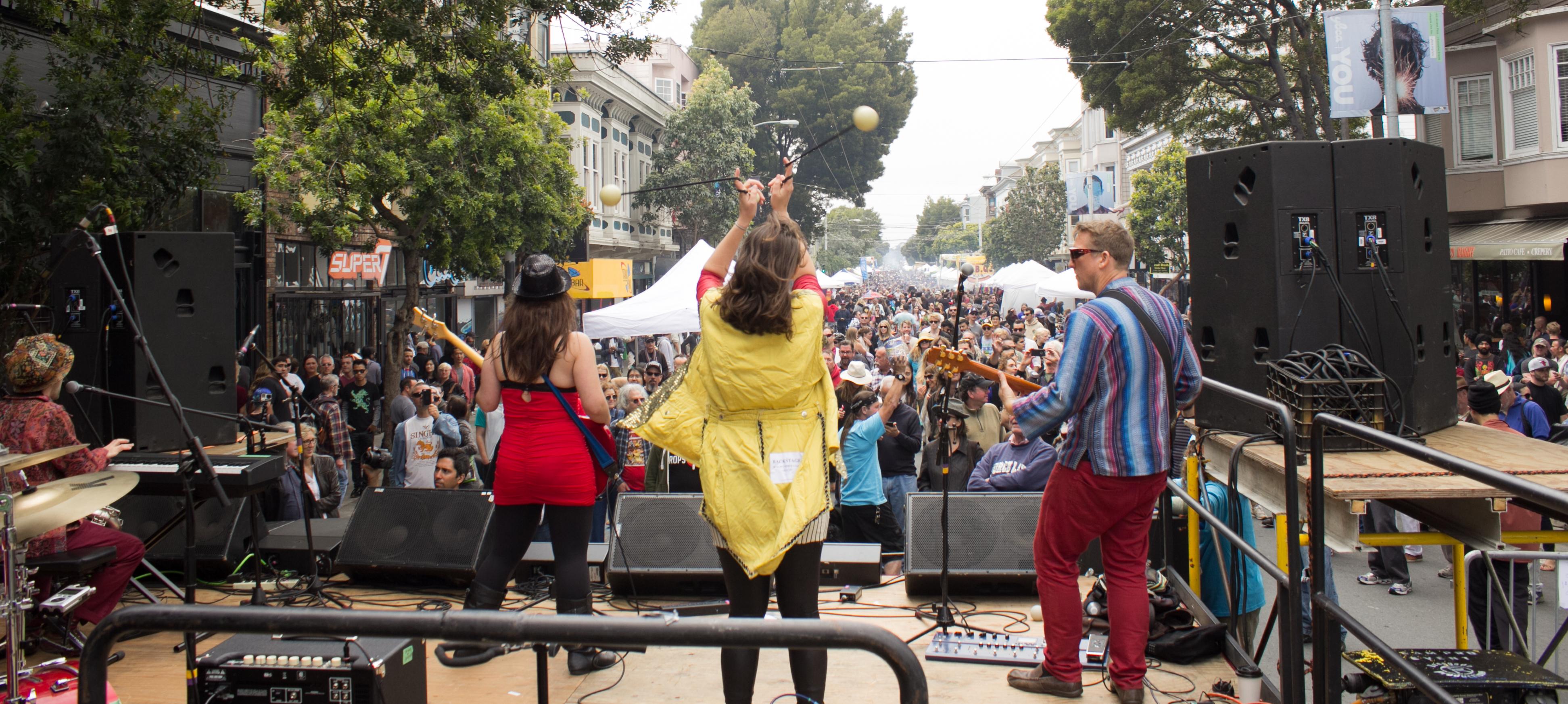 The Wyatt Act - Haight Ashbury Street Fair (9 of 46)