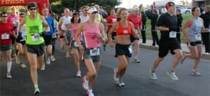 RUNNERS BENEFIT FROM MASSAGE THERAPY & REFLEXOLOGY by Monica Miller
