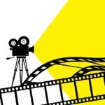 film, projector, movie projector