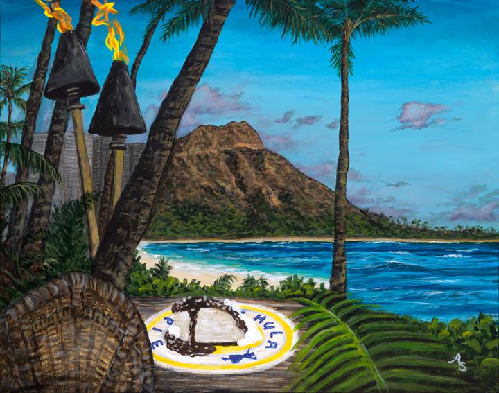 Andrea Sikkink Hula Pie Dreaming 28x22 176, 3/21/13, 6:07 PM,  8C, 7228x9132 (30+312), 92%, Custom,   1/8 s, R33.3, G24.5, B43.7