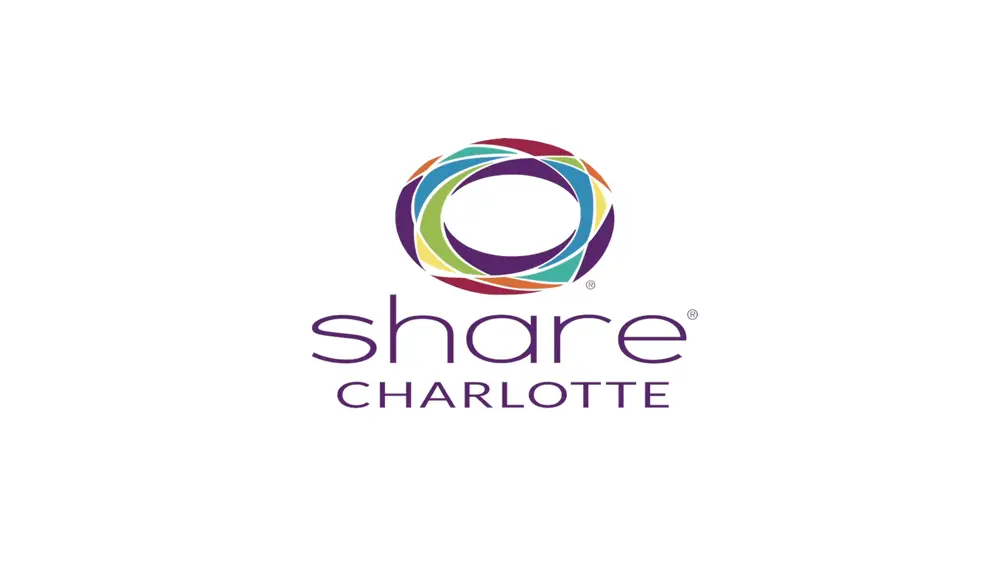 Amy and Brian France With SHARE Charlotte 2020