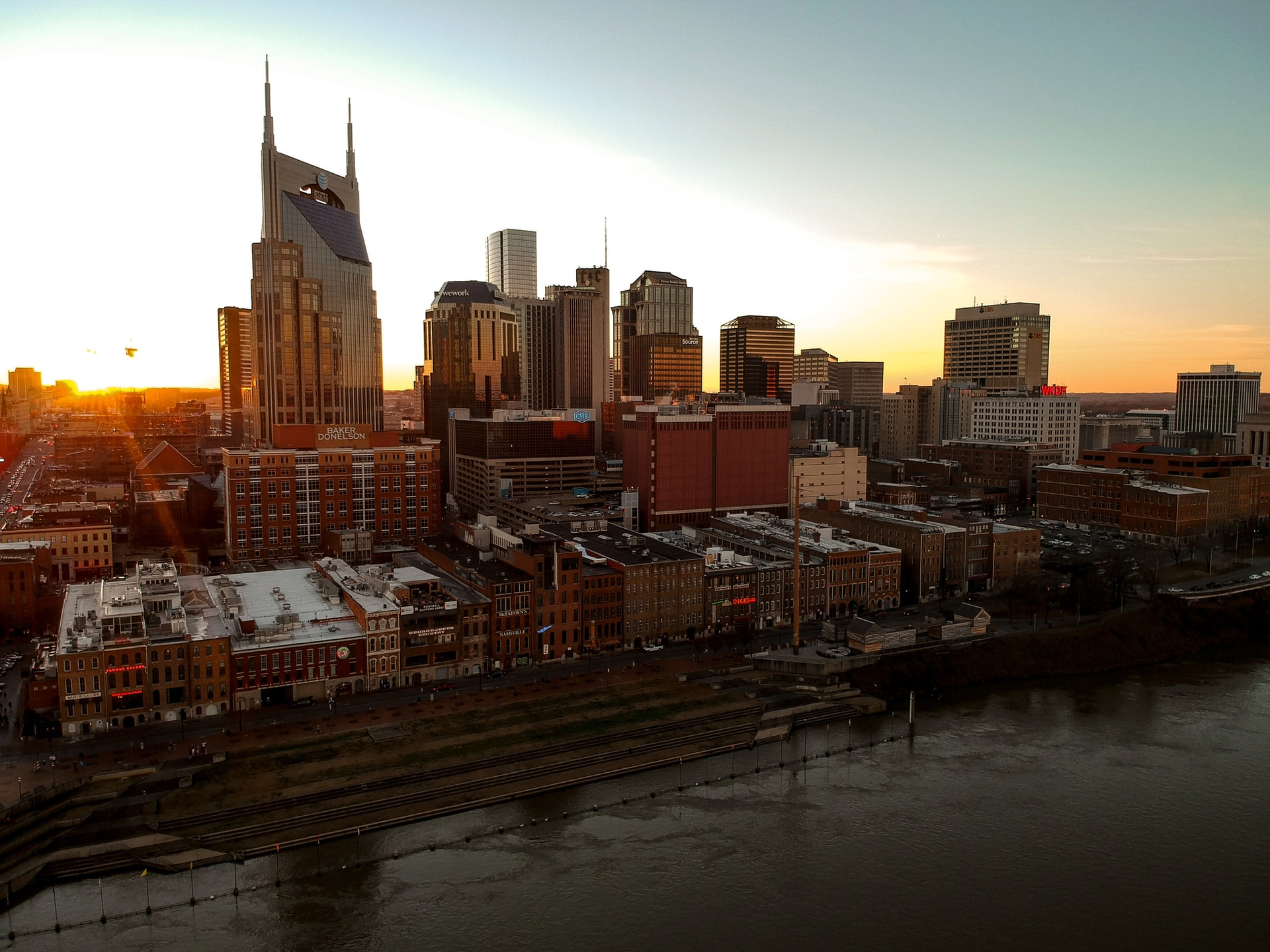 Silver Falcon Capital Partners with Nashville Entrepreneur Center