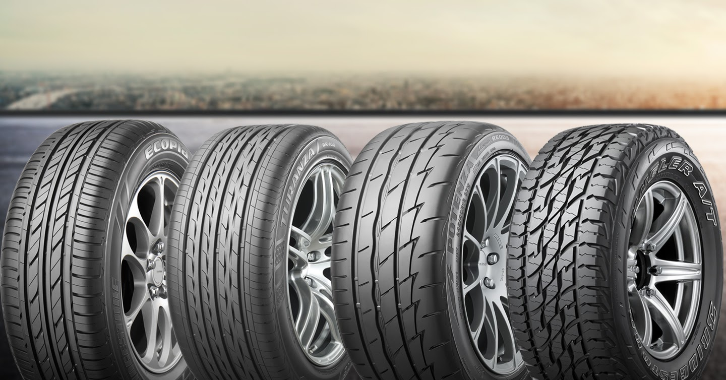 Beginners guide to different tire types - Bridgestone Tires PH