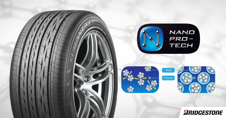 Bridgestone Nano Pro Tech