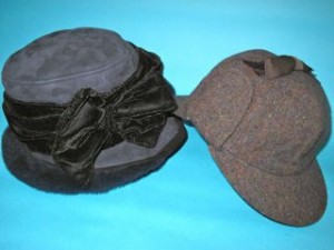 Picture of two hats