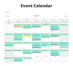 Stop the Steal Event Calendar