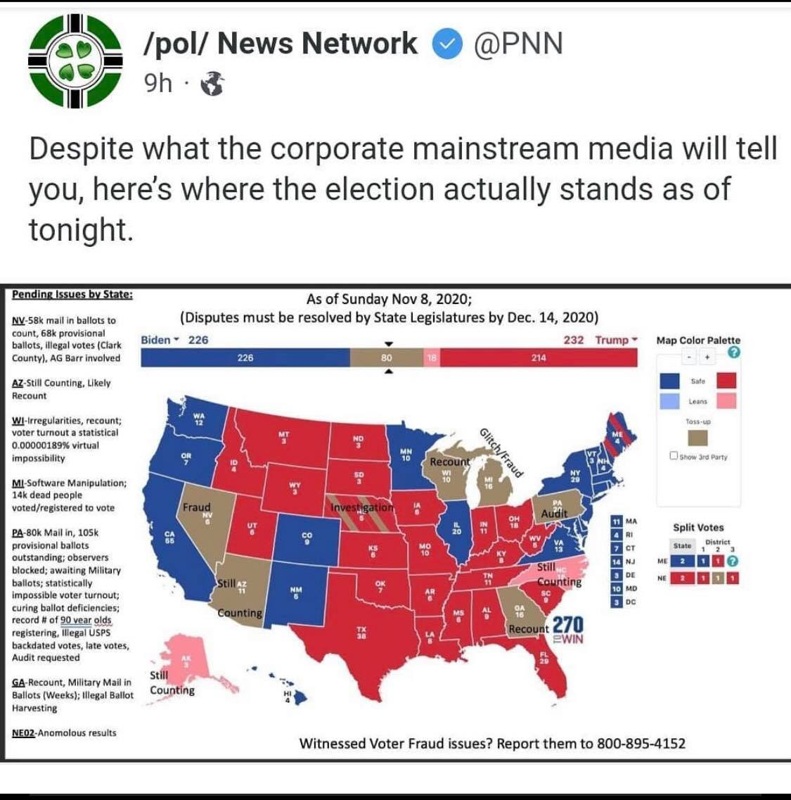 #Stopthesteal
