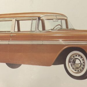 56 Bel Air Wagon