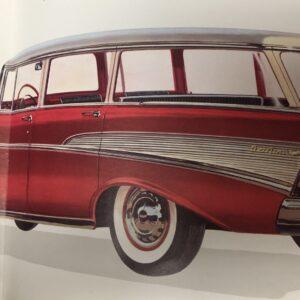 57 Bel Air Wagon