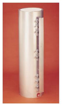 vertical heating element