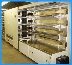 Refurbished Thermco diffusion furnace