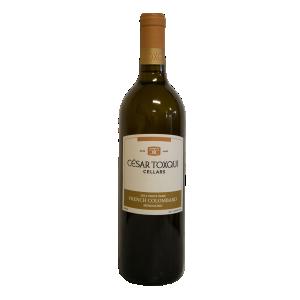 2016 French Colombard White Wine Mendocino