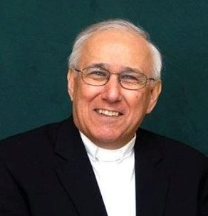 """Rev. John R. """"Jack"""" Sharp September 20, 1938 - May 11, 2015 """"My faith teaches me to serve with compassion and never to say no to someone in need."""""""
