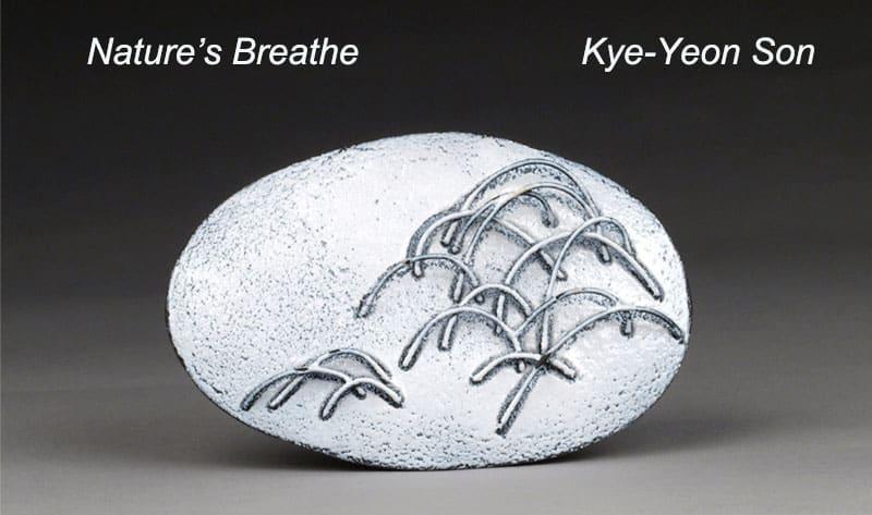 contemporary jewelry Kye-Yeon Son Bijoux contemporains Montreal