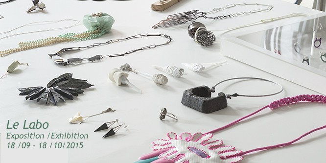 Bijoux contemporains Le Labo Contemporary Jewelry Montreal