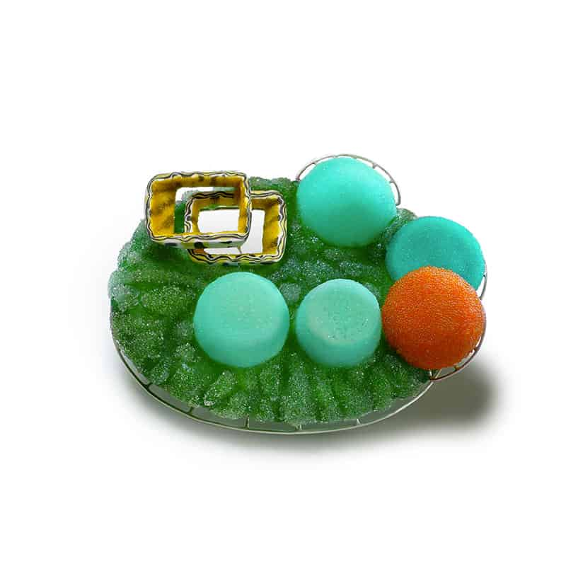 Contemporary Jewelry Andrea Wagner Bijoux contemporains Montreal Galerie Noel Guyomarc'h