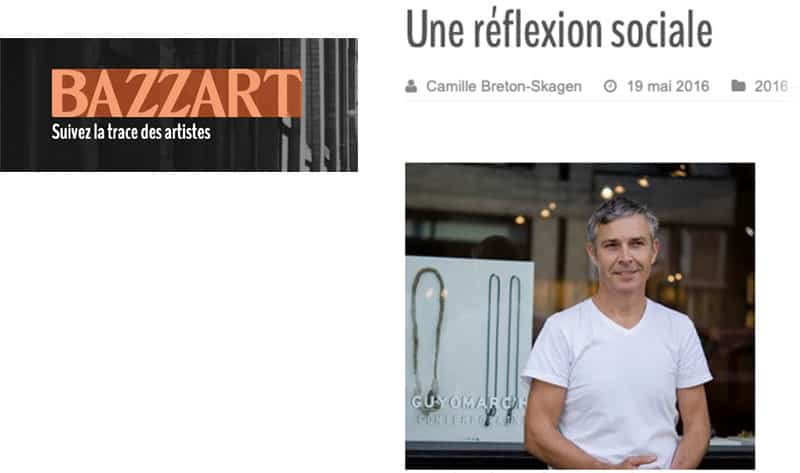 Contemporary Jewelry Bazzart Quebec Montreal