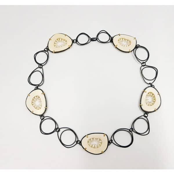 Contemporary jewelry Patricia Lemaire bijoux contemporains Montreal