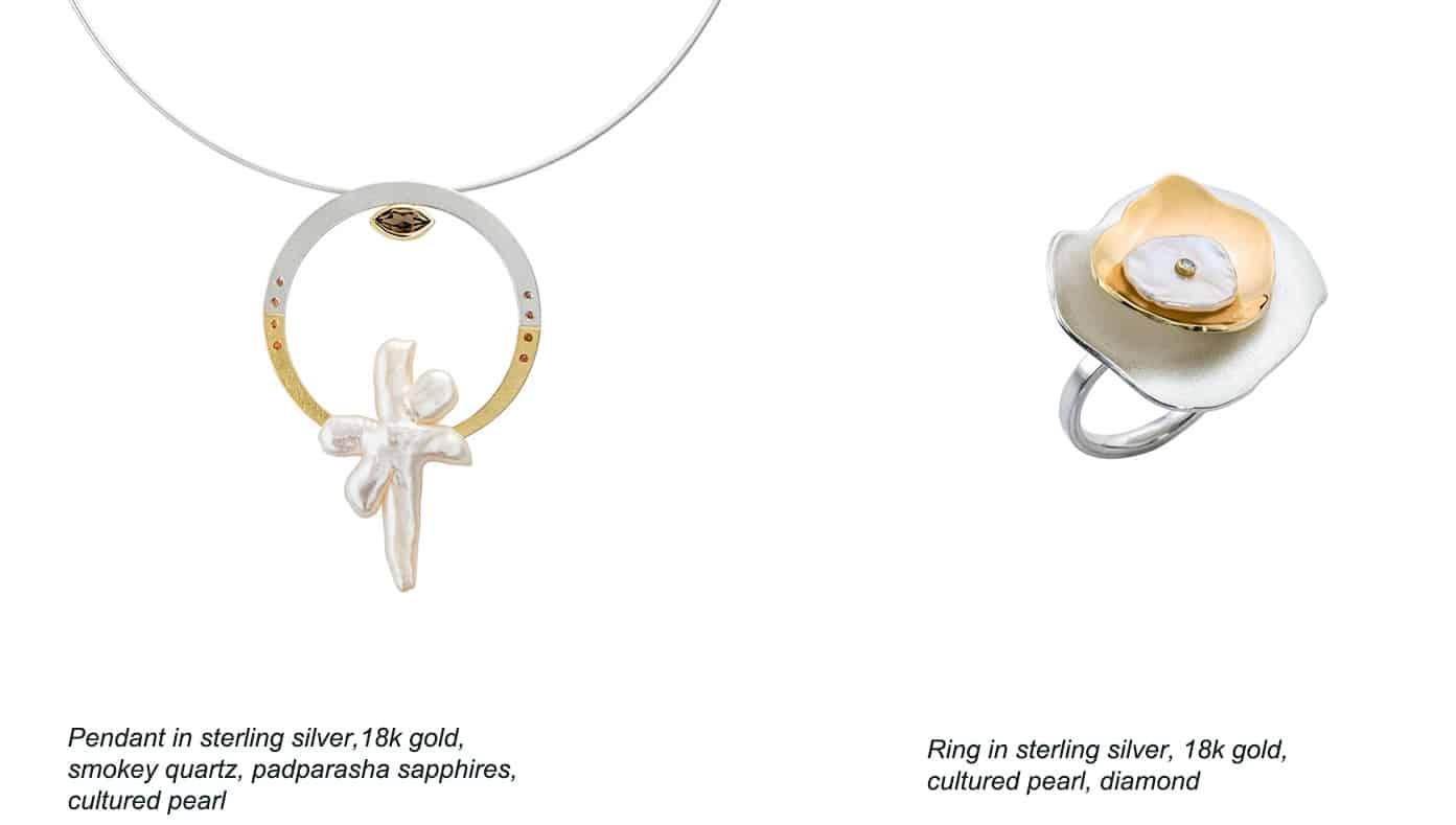 Janis Kerman bijoux Montreal jewelry