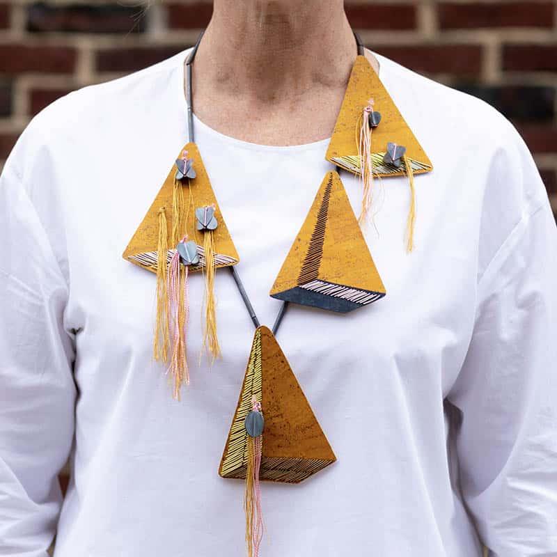 Brooke Marks Swanson bijoux contemporains contemporary jewelry