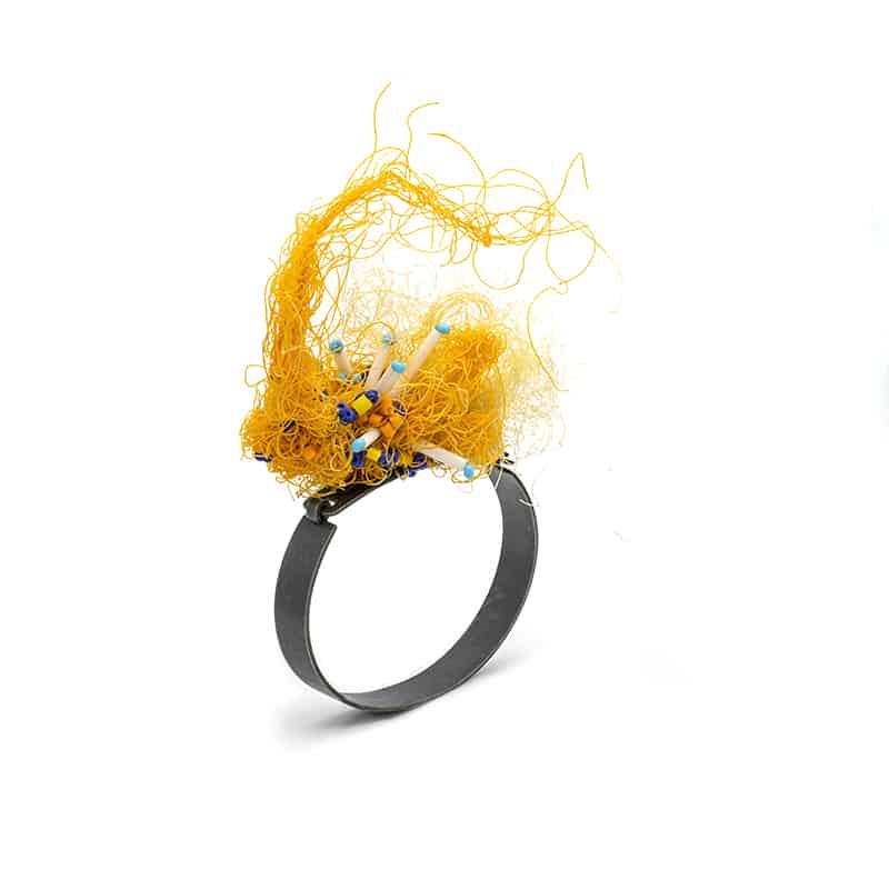 bijoux contemporains Bridget Catchpole contemporary jewelry Montreal