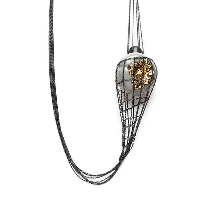 bijoux contemporains Catherine Granche contemporary jewelry Montreal