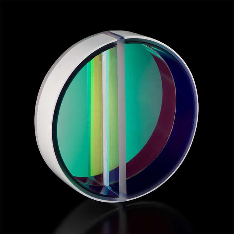 contemporary glass jewelry Donald Friedlich bijou contemporain en verre