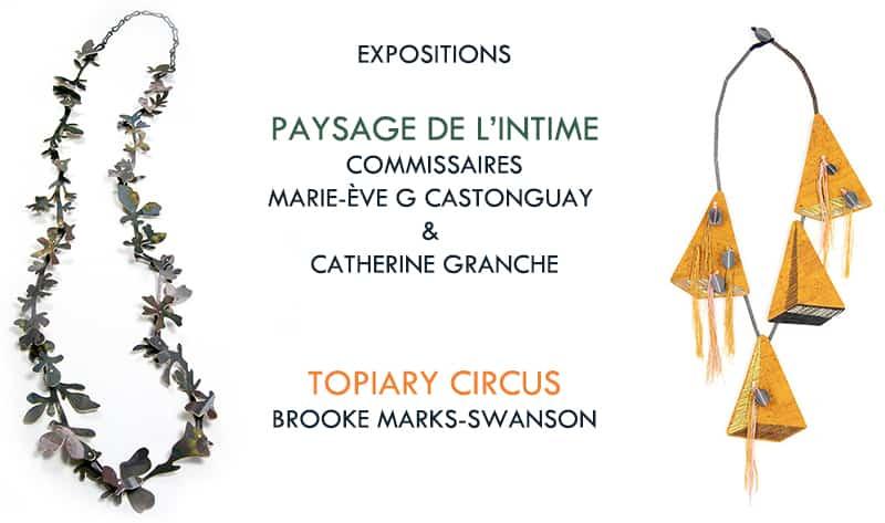 BROOKE MARKS-SWANSON MARIE-ÈVE CASTONGUAY CATHERINE GRANCHE