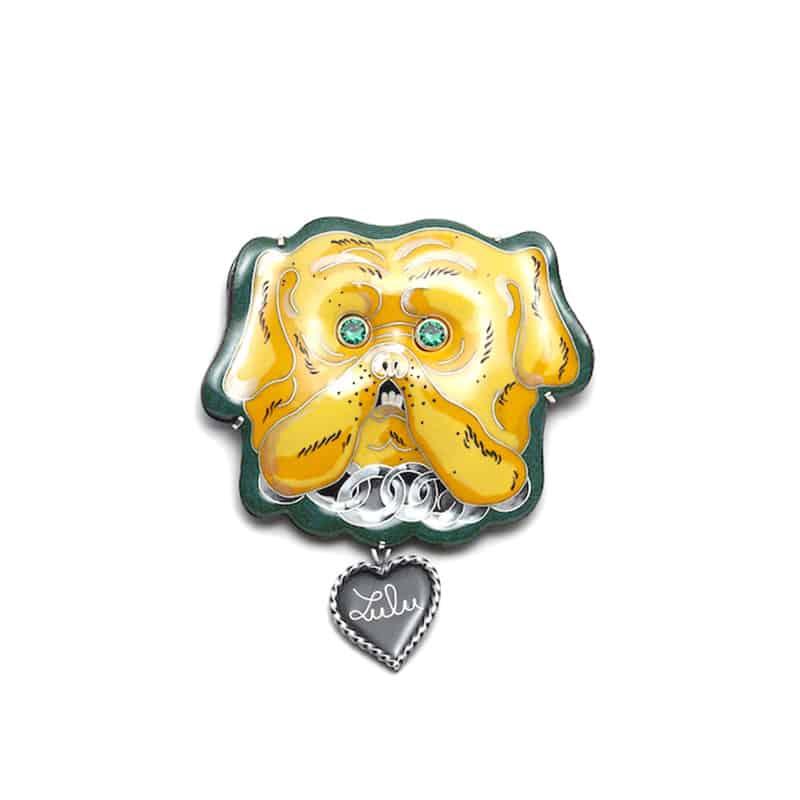 Aurélie Guillaume  Bijoux contemporains en émail / Enamel contemporary jewelry