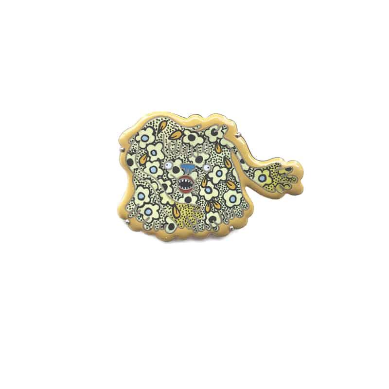 Aurélie Guillaume Mlle Guillaume bijoux en émail Enamel Jewelry