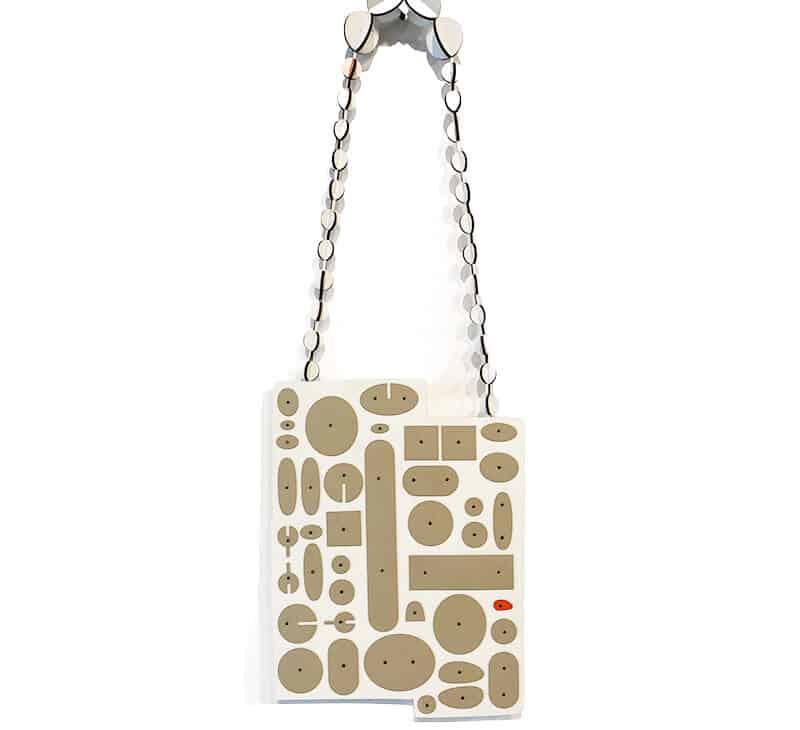 Rebecca Hannon Bijoux contemporains Contemporary Jewelry