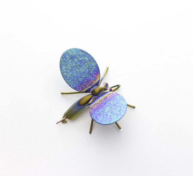 Contemporary Jewelry by Stefan Gougherty