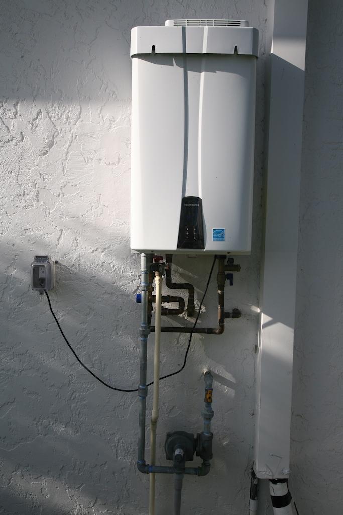 Wifi-Waterheater