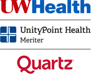 U W Health Unity Point Health Meriter Quartz Logo