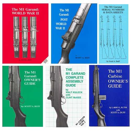 M1 Garand Complete Set