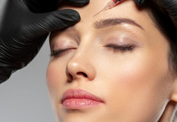 Tired of Frown lines?  Look Younger with BOTOX® Injections