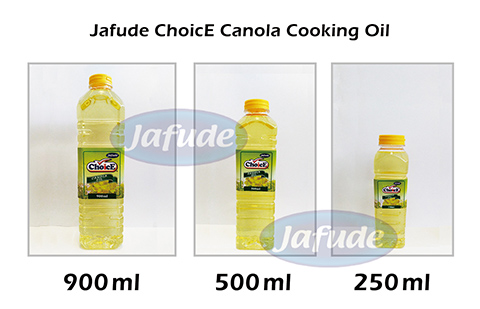 Jafude ChoicE Canola Cooking Oil-900ml 500ml 250ml_Filipino Canola Oil Suppliers